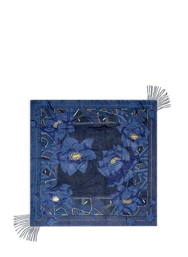 Amenapih Eşarp Mavi